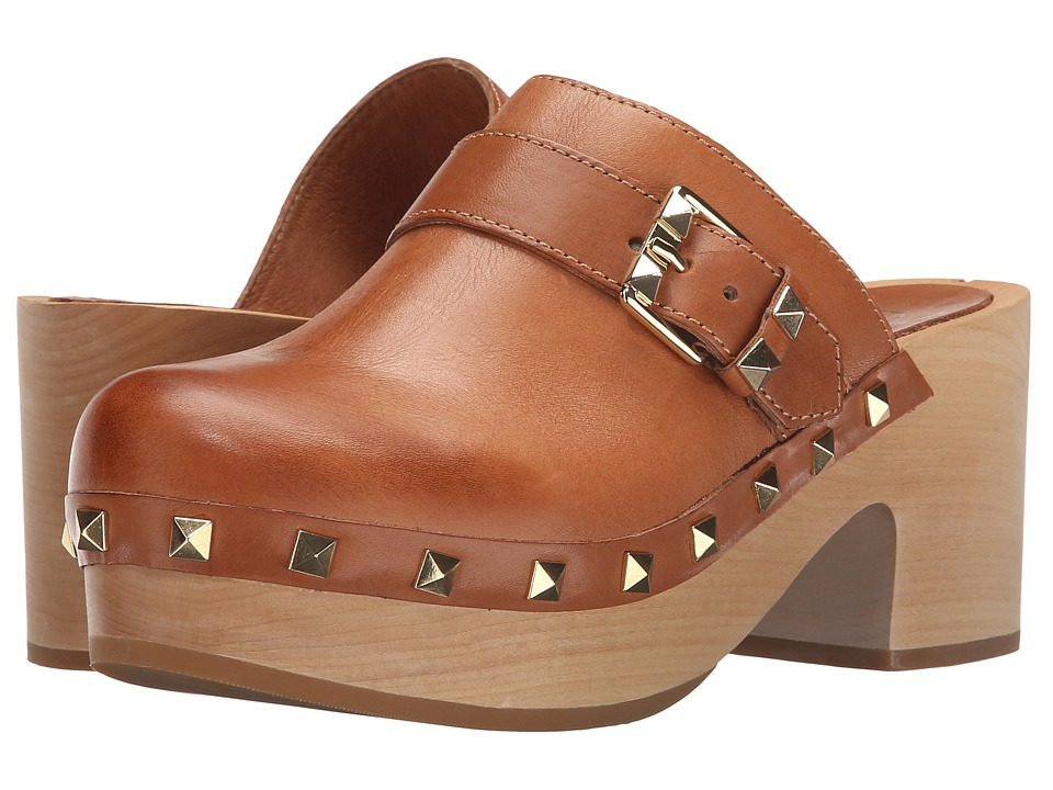 ASH - Jezebel (Camel Brasil Leather) Women's Clog Shoes
