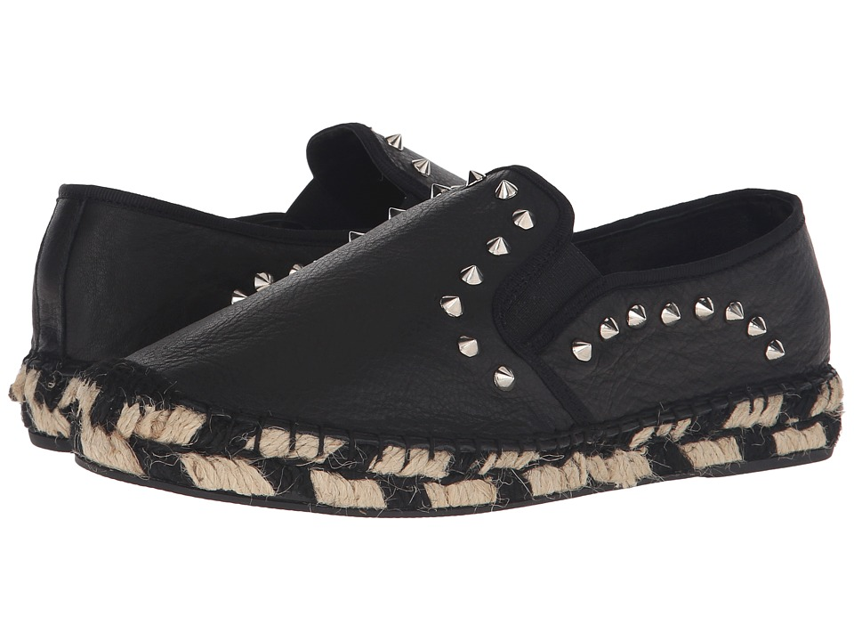 ASH - Zen (Black Nappa Calf) Women's Slip on Shoes