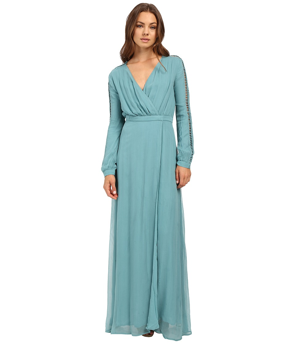 The Jetset Diaries - La Isla Maxi Dress (Pale Jade) Women's Dress