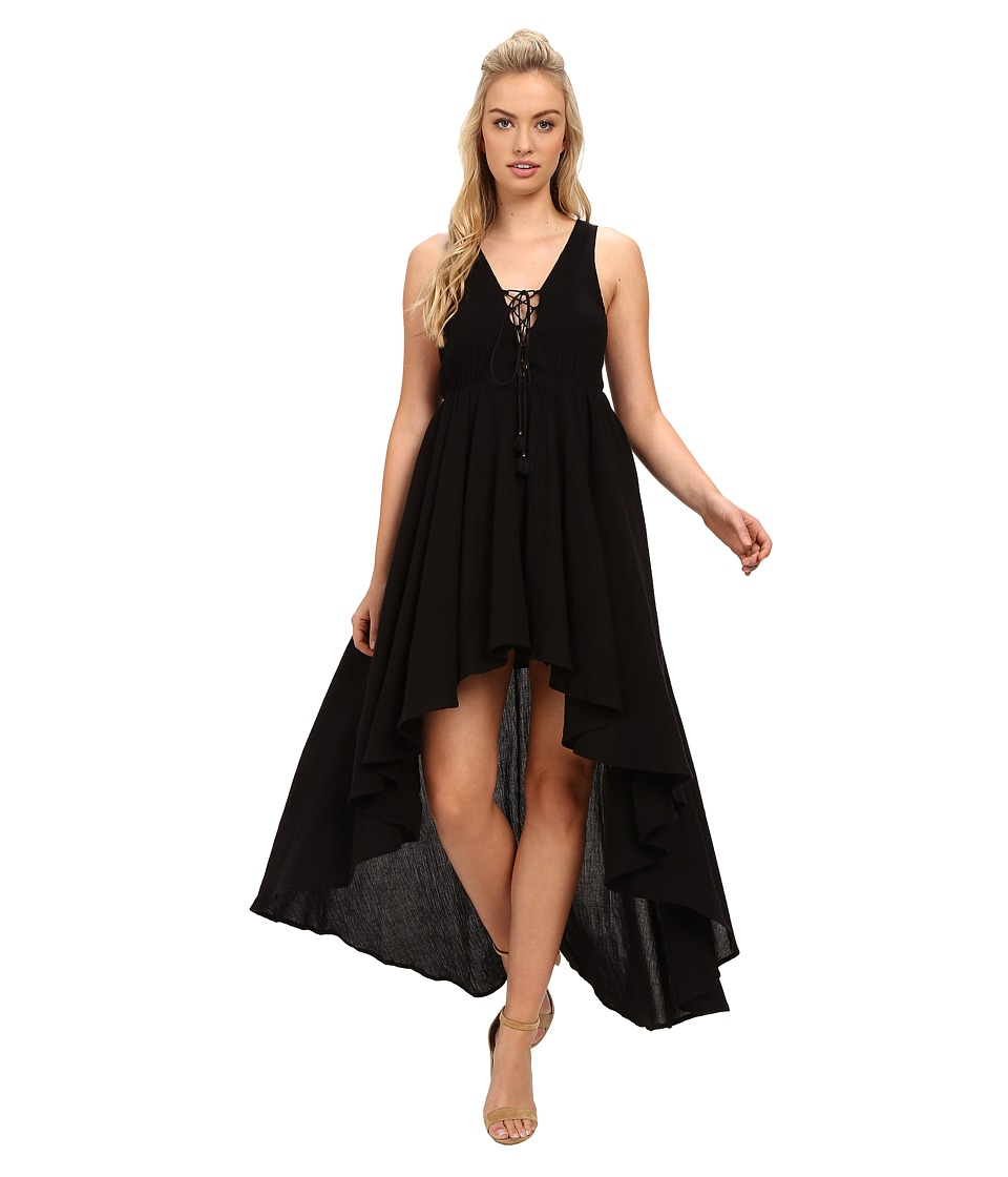 The Jetset Diaries - La Turista Maxi Dress (Black) Women's Dress
