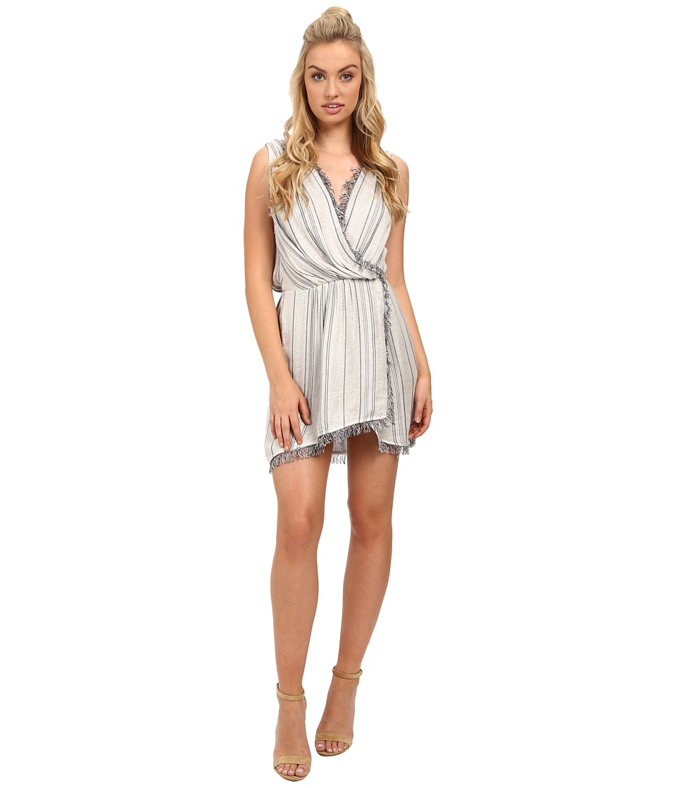 The Jetset Diaries - Las Rayas Dress (Light Stripe) Women's Dress