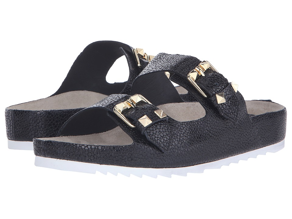 ASH - Utopia Bis (Black/Clay/Razza/Softy) Women's Sandals