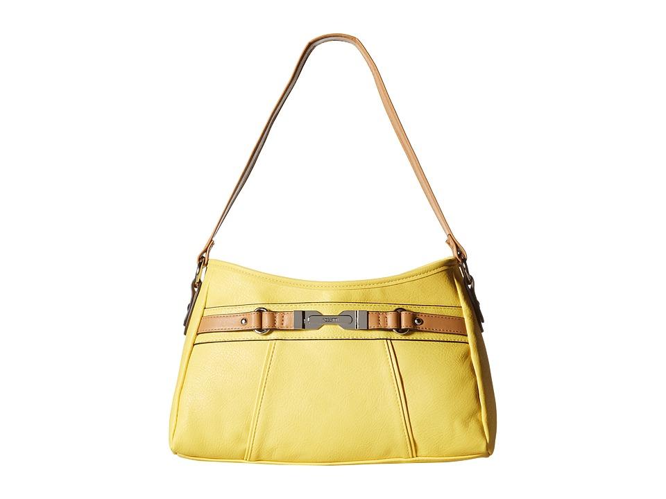 Rosetti - Bay Breeze Small Hobo (Daffodil) Hobo Handbags