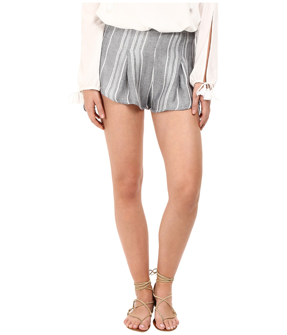 The Jetset Diaries - Las Rayas Shorts (Dark Stripe) Women's Shorts