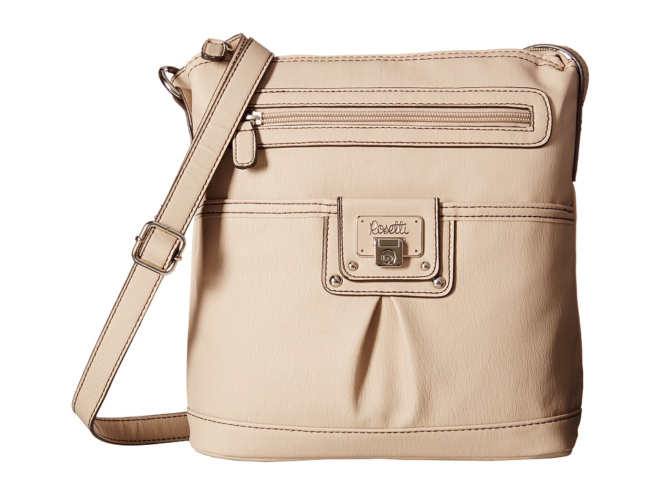 Rosetti - Flip Out Crossbody (Cremini) Cross Body Handbags