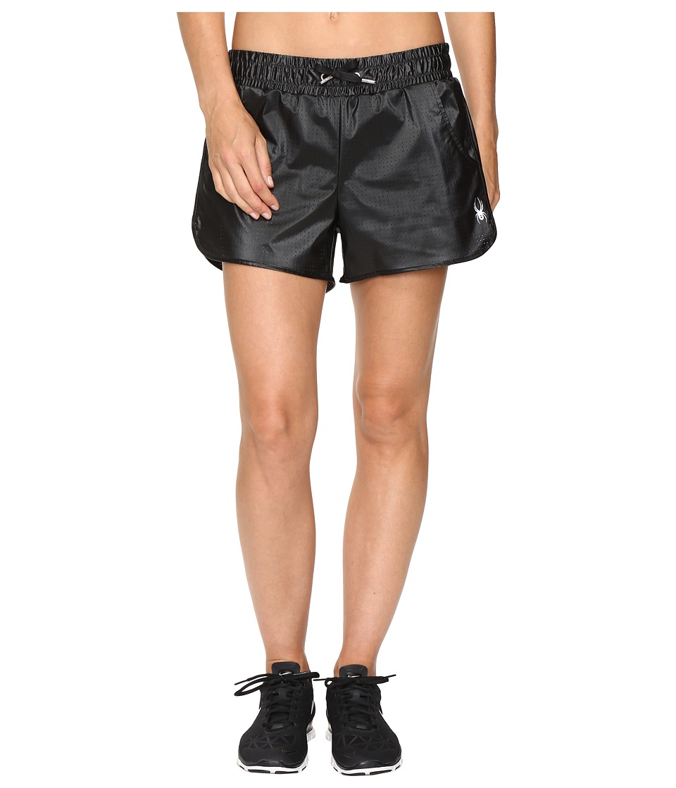 Spyder - Shadow Shorts (Black) Women's Shorts