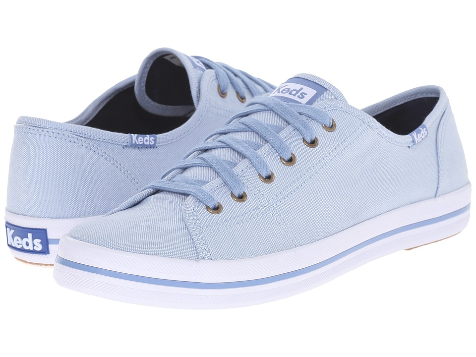Keds Kickstart Chambray (Blue) Women