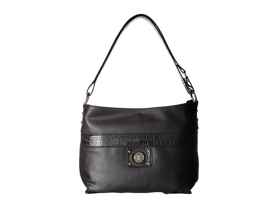 Rosetti - Carry On Convertible (Black) Convertible Handbags