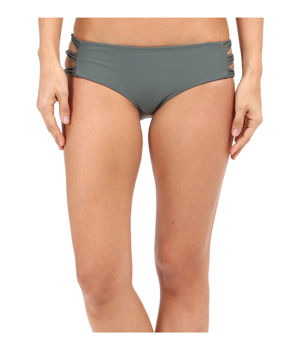 MIKOH SWIMWEAR - Barcelona Bottom (Army) Women's Swimwear