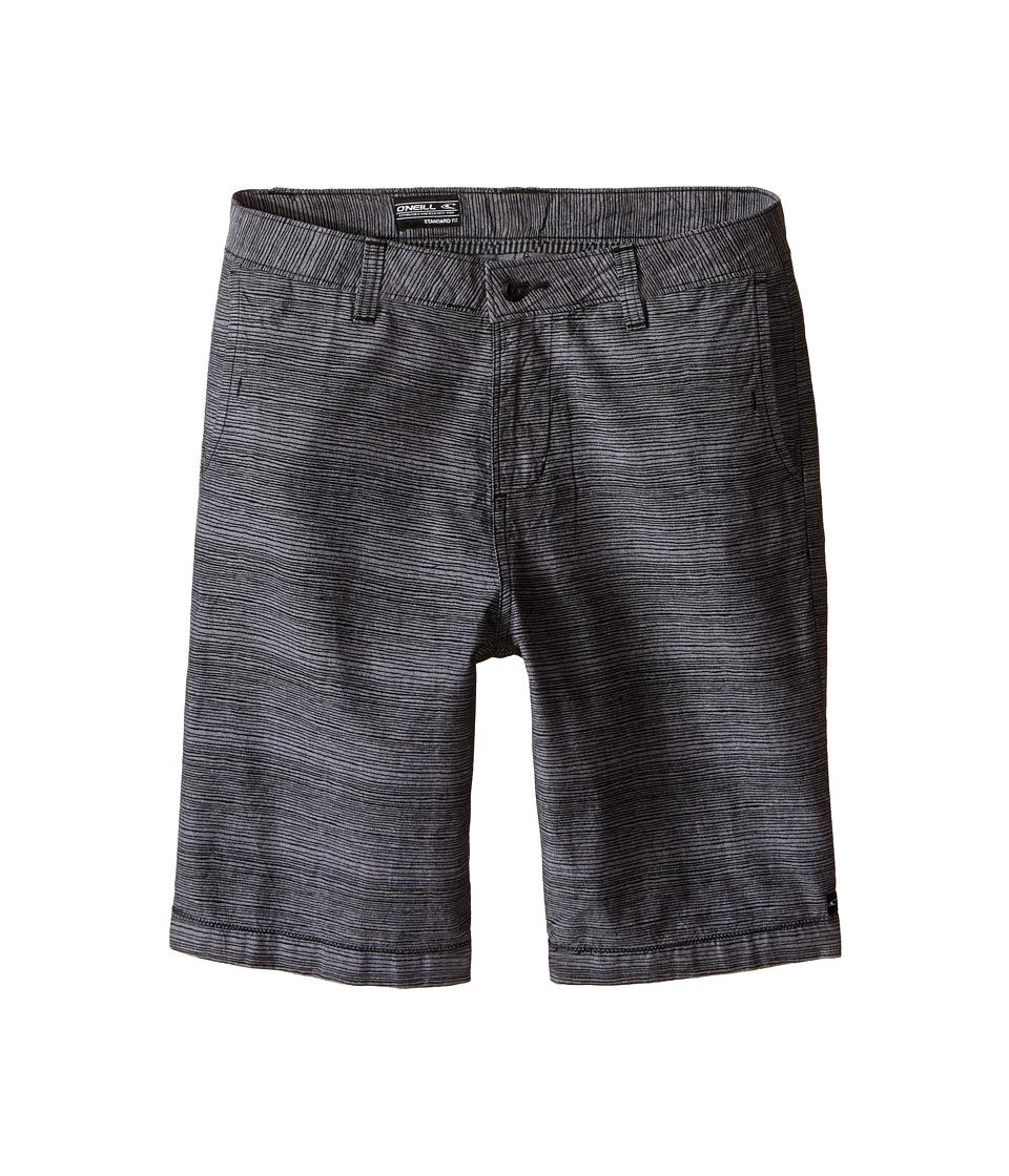 O'Neill Kids - Transmission Shorts (Big Kids) (Black) Boy's Shorts