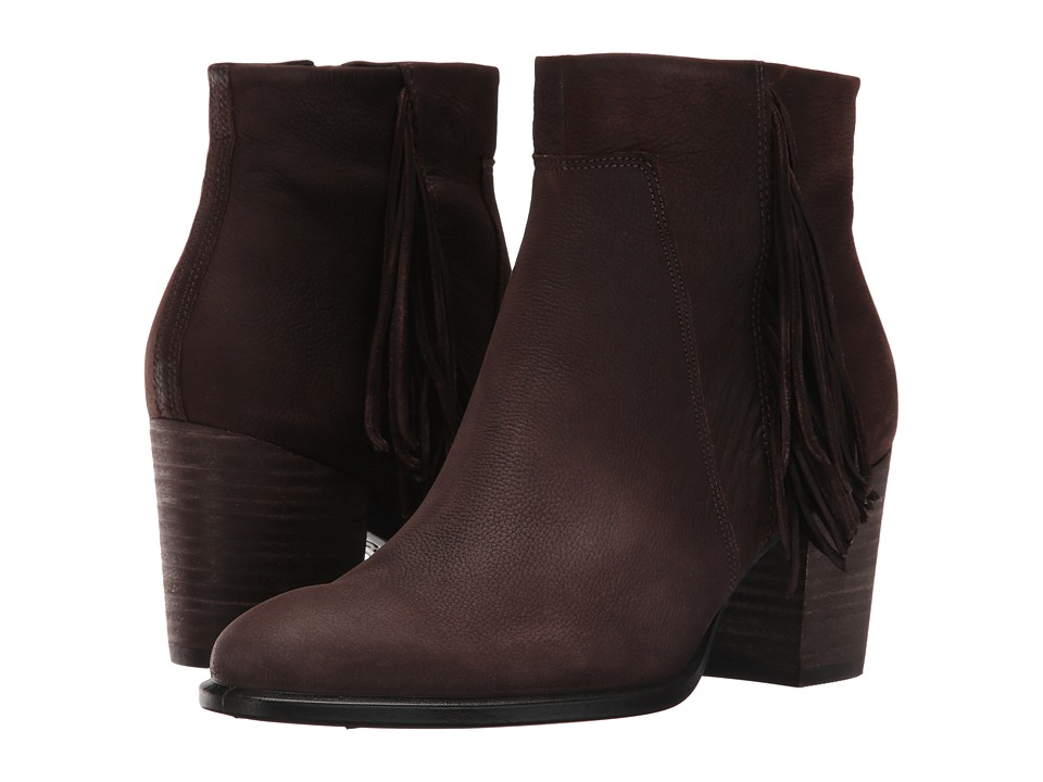 ECCO Shape 55 Bootie (Coffee Cow Nubuck) Women