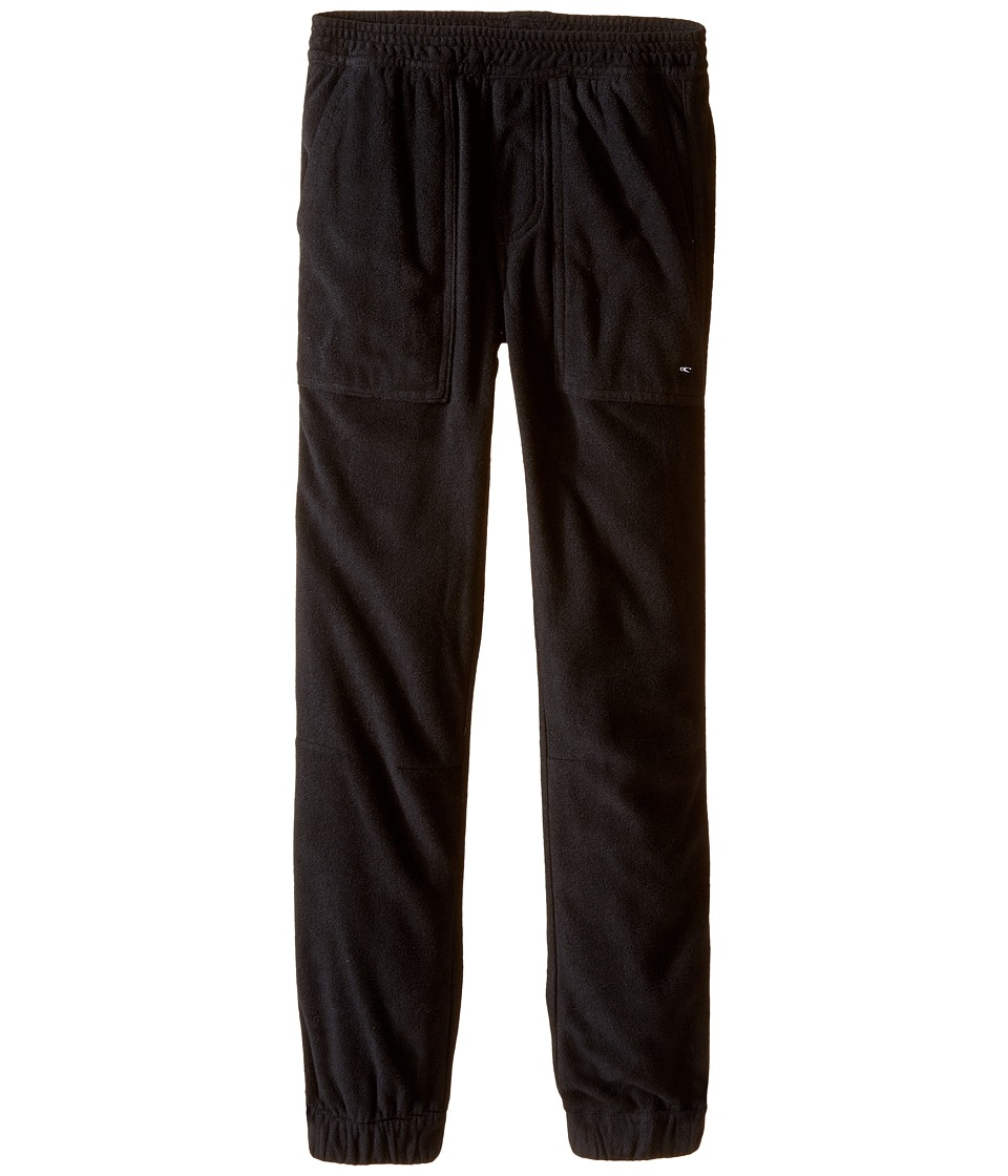 O'Neill Kids - Glacier Jogger (Big Kids) (Black) Boy's Casual Pants
