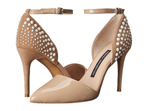 French Connection - Eletta (Almost Nude) Women's Shoes