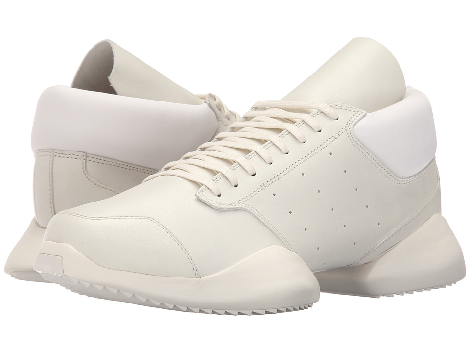 adidas by Rick Owens - RO Runner (RO Milk/RO Milk/RO Milk) Shoes