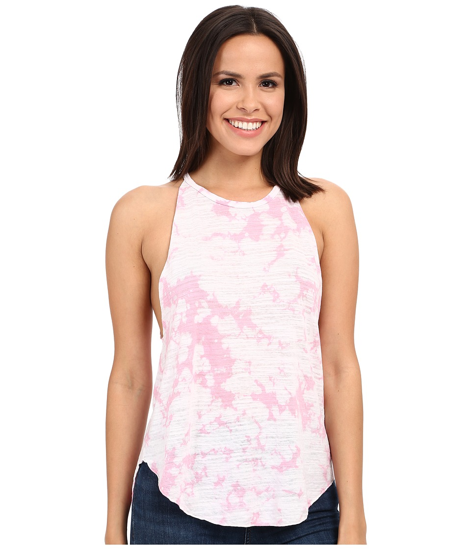 LNA - Bib Tank Top (Rosie Tie-Dye) Women's Sleeveless
