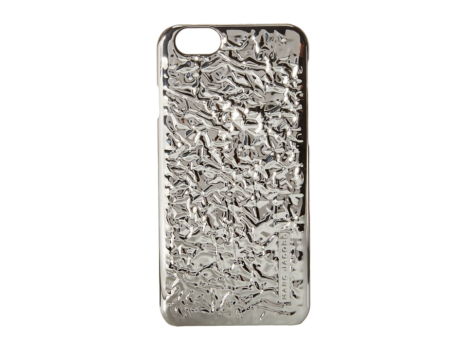 Marc Jacobs - Foil iPhone 6 Case (Silver) Cell Phone Case