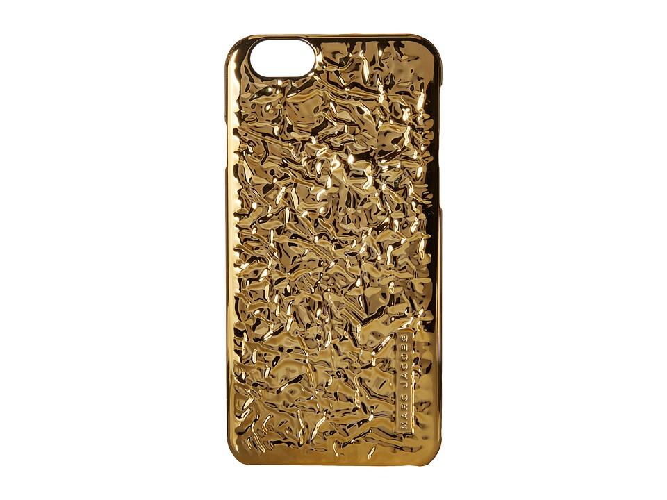 Marc Jacobs - Foil iPhone 6 Case (Gold) Cell Phone Case