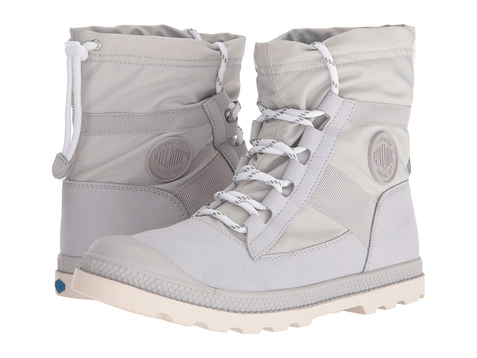 Palladium - Pampa Hi Blitz LP (Vapor/Marshmallow) Women's Lace-up Boots