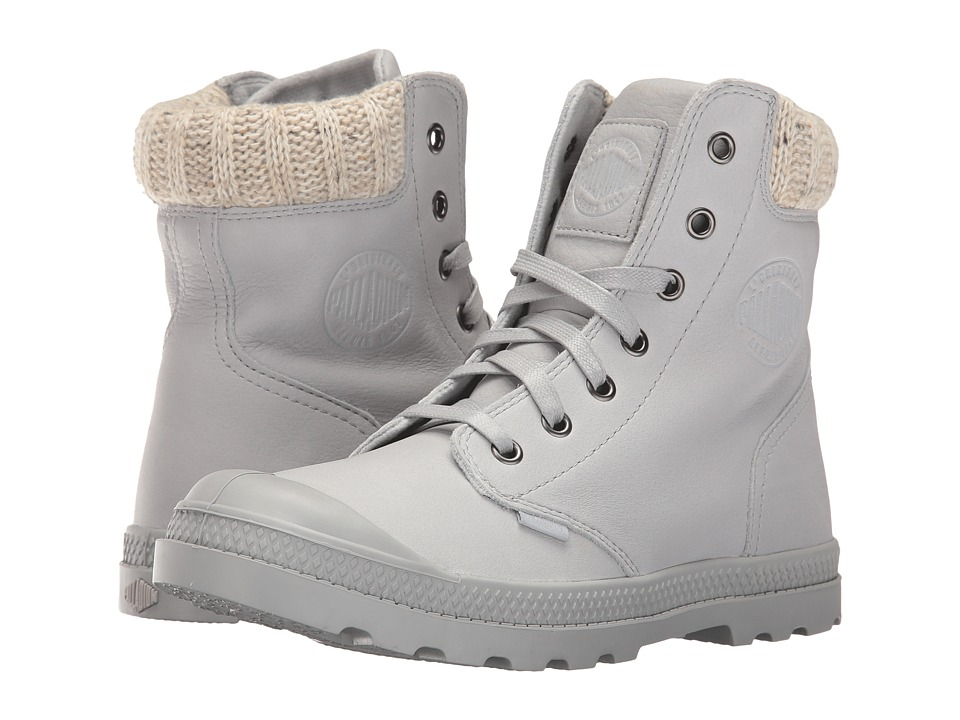 Palladium Pampa Hi Knt LP (High Rise) Women