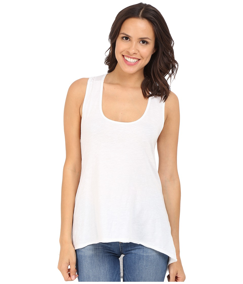 LNA - Cedar Tank Top (White) Women's Sleeveless