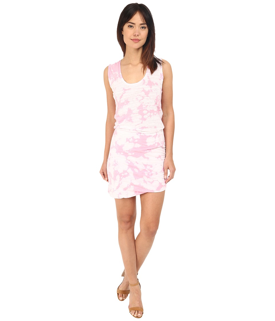 LNA - Double Layer Tank Dress (Rosie Tie-Dye) Women's Dress