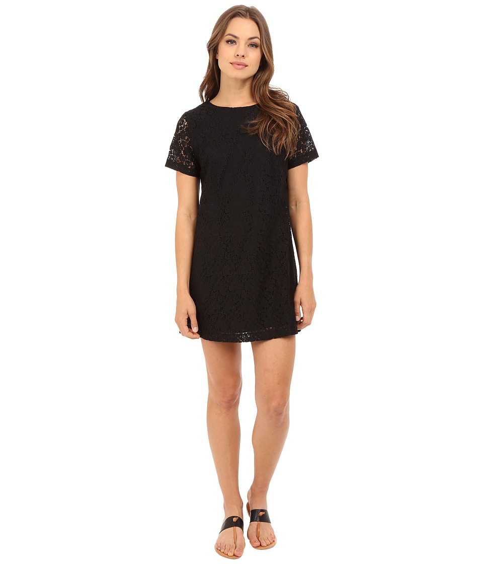 Lucy Love - Charlotte Shift (Black) Women's Dress