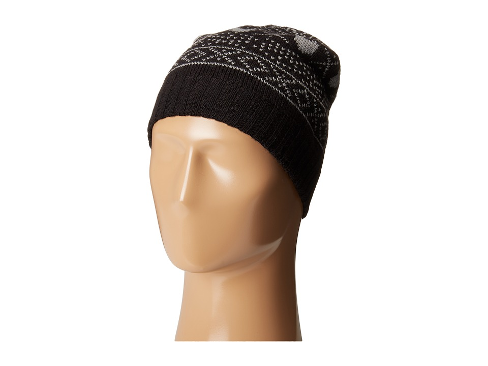 Coal - The Osa (Black) Knit Hats