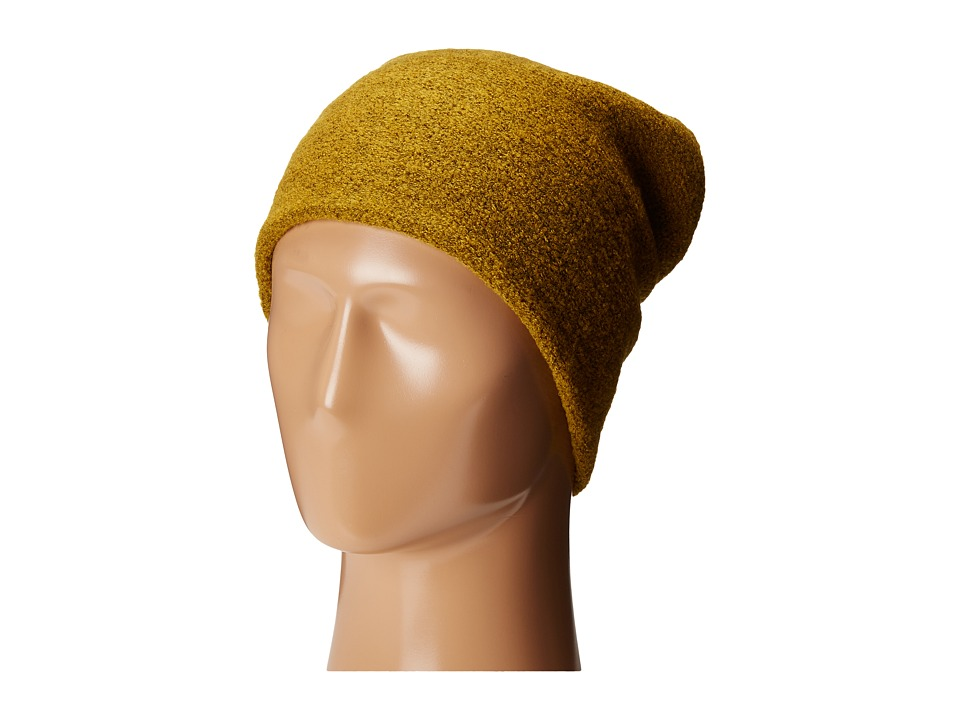 Coal - The Asher (Gold) Knit Hats