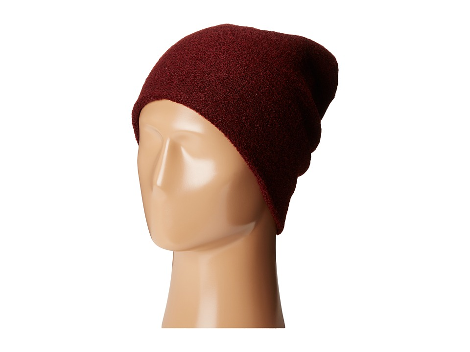 Coal - The Asher (Brick Red) Knit Hats