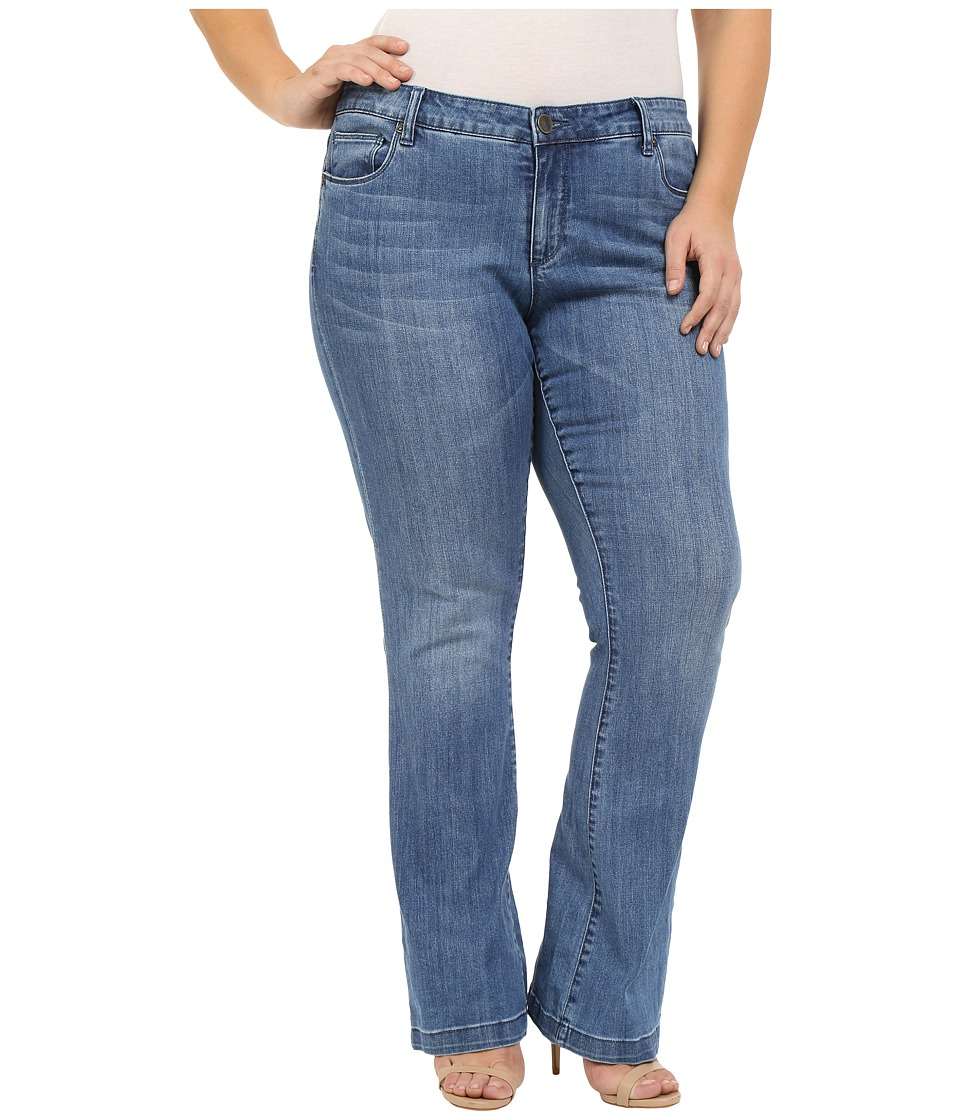 KUT from the Kloth - Plus Size Chrissy Flare in Prophecy (Prophecy) Women's Jeans