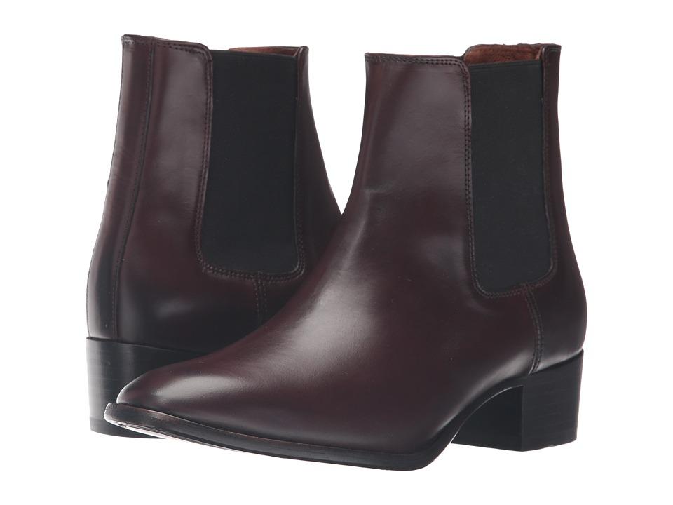 Frye - Dara Chelsea (Dark Brown) Women's Boots