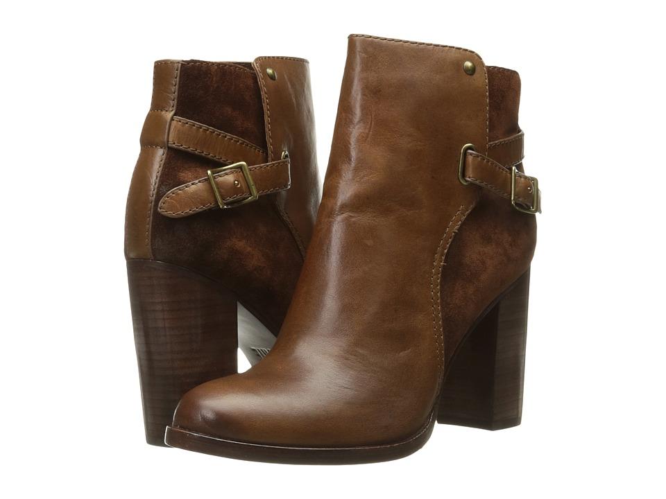 Frye - Claude Jodhpur (Wood) Women's Boots