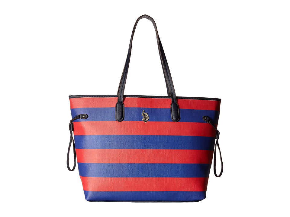 U.S. POLO ASSN. - Evelyn Tote (Red) Tote Handbags