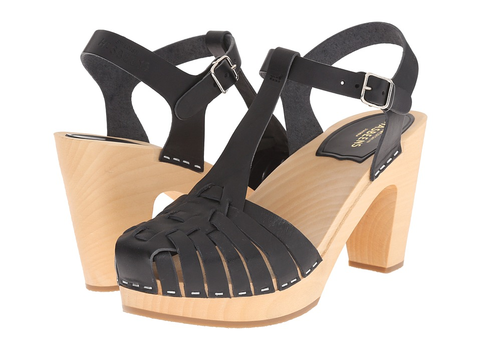 Swedish Hasbeens - Lise-Lott (Black) High Heels