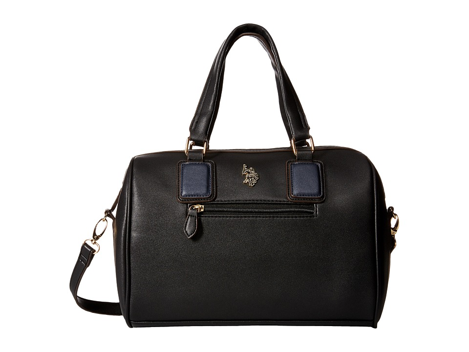 U.S. POLO ASSN. - Hudson Speedy (Black) Handbags