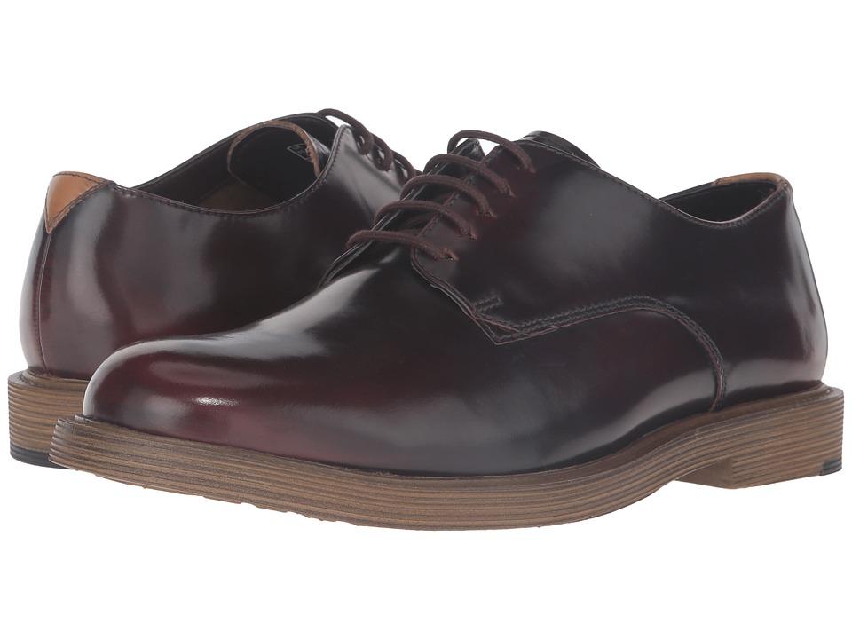 Clarks - Feren Lace (Chestnut Leather) Men's Shoes