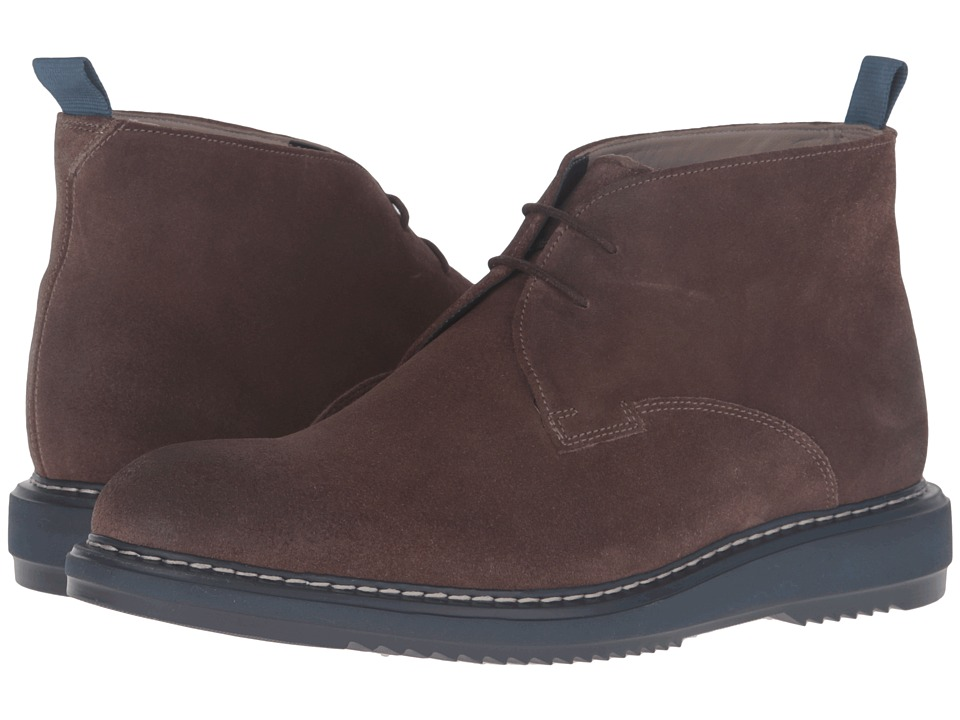 Clarks - Kenley Mid (Mushroom Suede) Men's Shoes