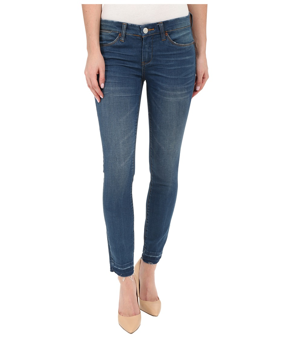 Blank NYC - Crop Skinny Jeans in Denim Blue (Denim Blue) Women's Jeans