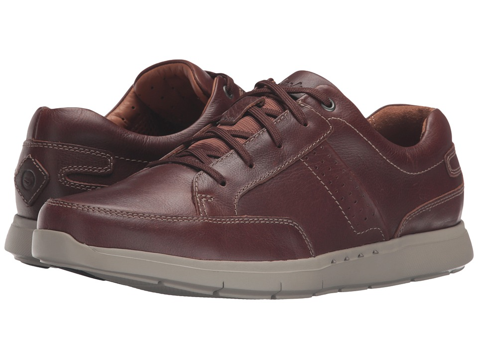 Clarks - Un.Lomac Lace (Tan Leather) Men's Lace up casual Shoes