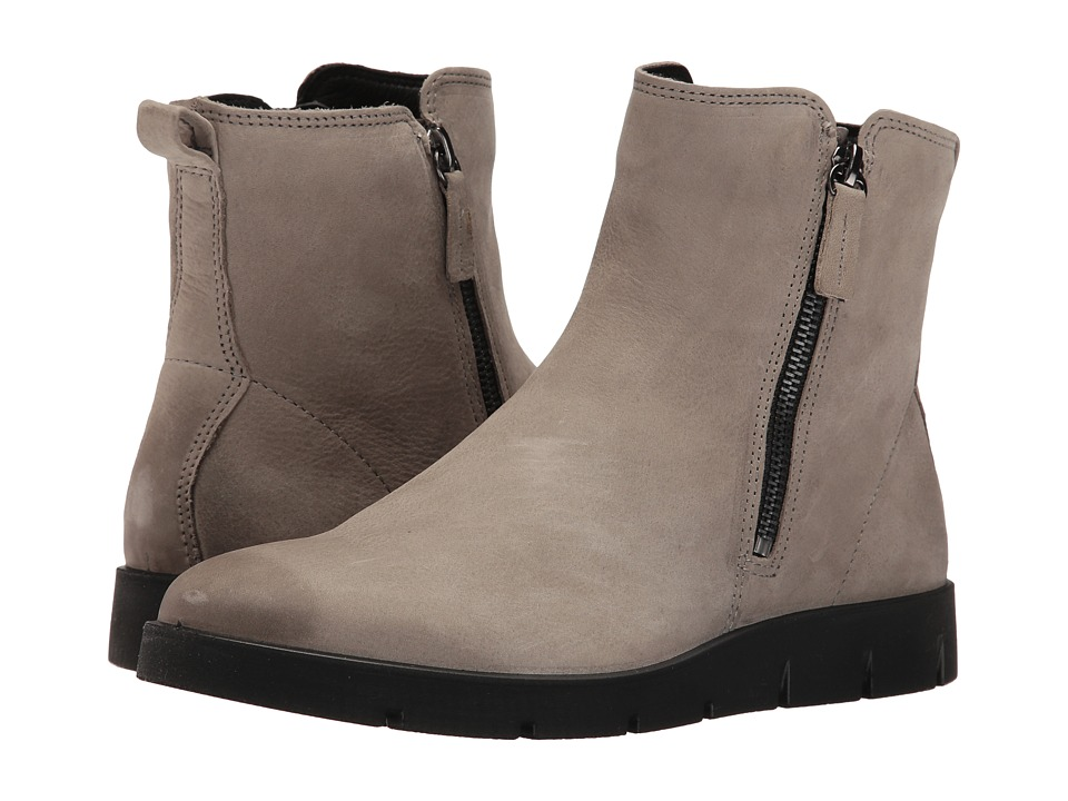 ECCO - Bella Zip Boot (Warm Grey) Women's Boots