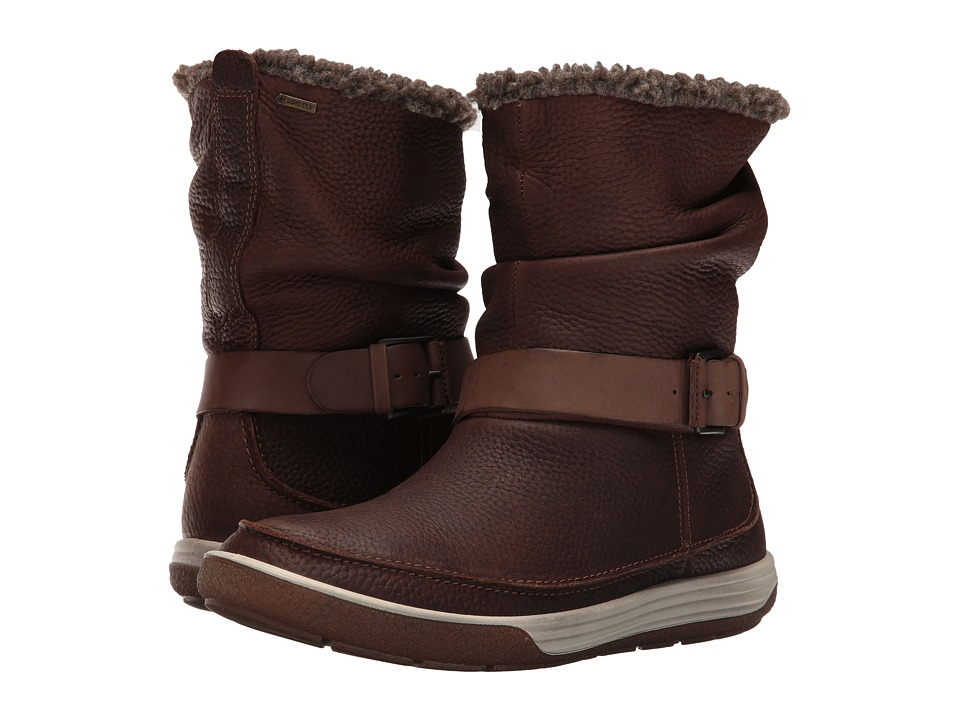 ECCO - Chase II Slouch GTX (Cocoa Brown/Cocoa Brown) Women's Boots