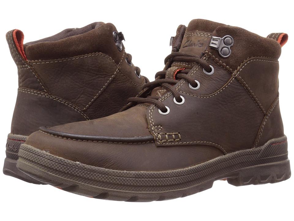 Clarks - Ryerson Dale (Brown Nubuck) Men's Boots
