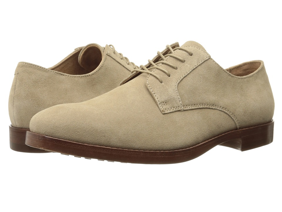 Polo Ralph Lauren - Domenick (Milkshake Sport Suede) Men's 1-2 inch heel Shoes