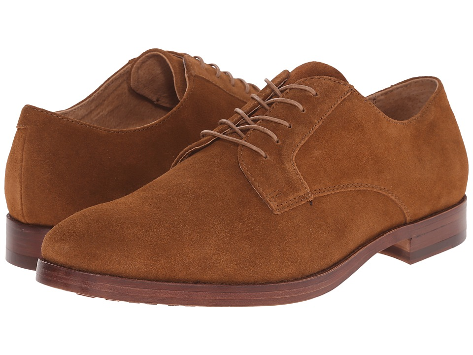 Polo Ralph Lauren - Domenick (New Snuff Sport Suede) Men's 1-2 inch heel Shoes