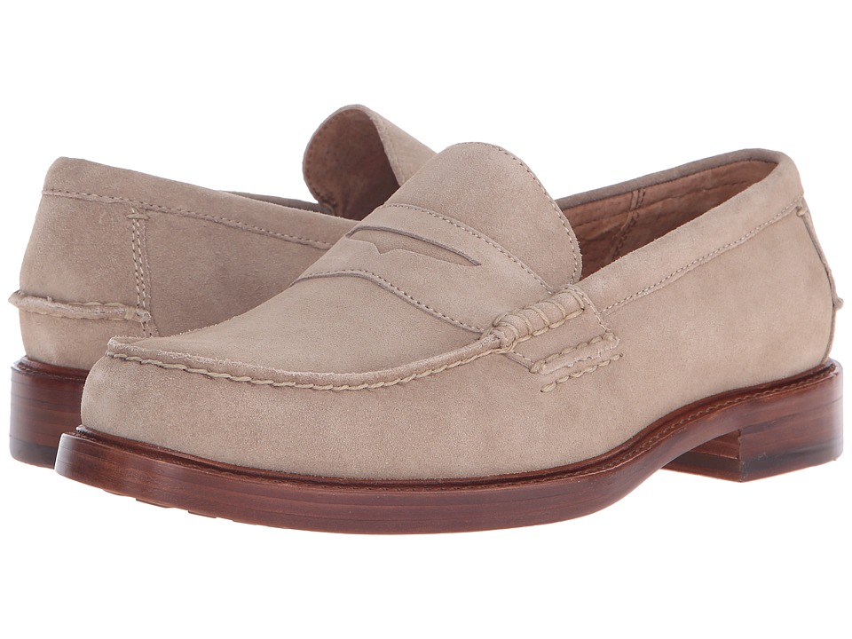 Polo Ralph Lauren - Dustan (Milkshake Sport Suede) Men's 1-2 inch heel Shoes