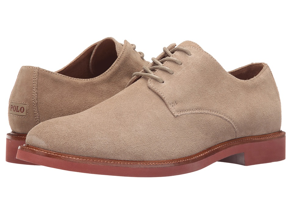 Polo Ralph Lauren - Torrington NT (Milkshake Suede) Men's Shoes