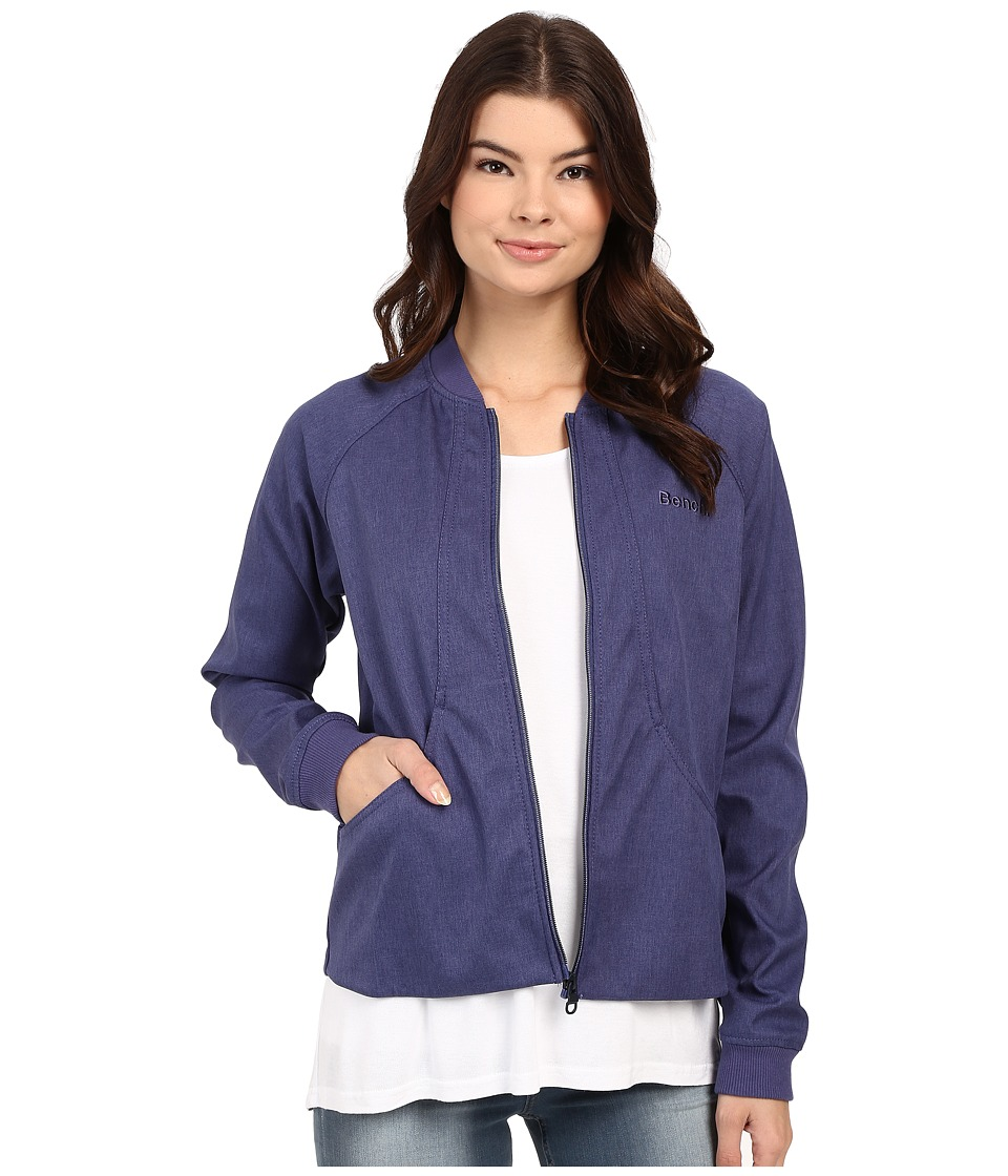 Bench - Dinky Jacket (Deep Cobalt) Women's Coat