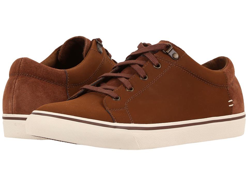 UGG - Brock (Dark Chestnut) Men's Lace up casual Shoes