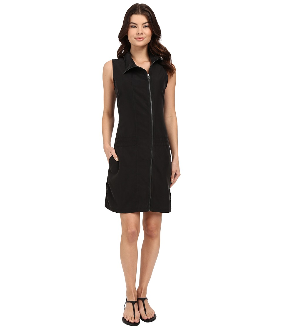 Bench - Easy Dress (Jet Black) Women's Dress