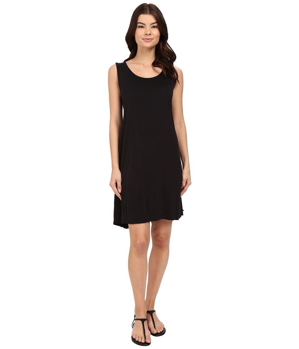 Bench - Restore Dress (Jet Black) Women's Dress